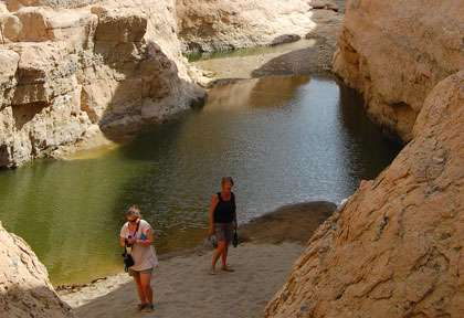 Sesreim Canyon © Wild Dog Safaris