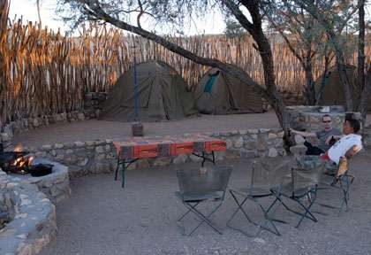 Camping © Wild Dog Safaris